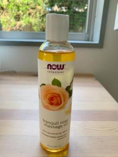 """Thumbnail of """"now solutions rose massage oil  237ml"""""""