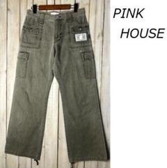 """Thumbnail of """"PINK HOUSE ピンクハウス ミリタリー カーゴパンツ L  オールド"""""""
