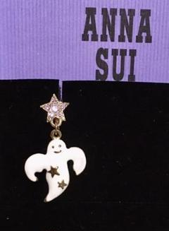 """Thumbnail of """"ANNA SUI アナスイ シングルイヤリング おばけ ハロウィン限定 未使用"""""""