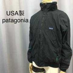 """Thumbnail of """"USA製 patagonia パタゴニア シェルドシンチラジャケット フルジップ"""""""