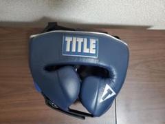 "Thumbnail of ""TITLE ボクシングヘッドギア"""