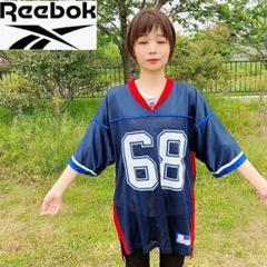 "Thumbnail of ""【NFL】Reebok ゲームシャツ M.Williamsモデル アメフト 紺"""