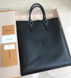 "Thumbnail of ""Louis Vuitton Anton Taiga Noir トートバッグ"""