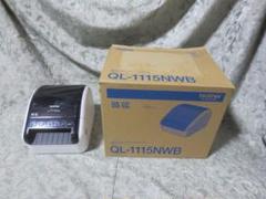 "Thumbnail of ""◆現行モデル◆ブラザー QL-1115NWB◆感熱ラベルプリンター◆5"""