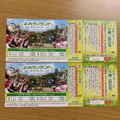"""Thumbnail of """"よみうりランドチケット2枚"""""""
