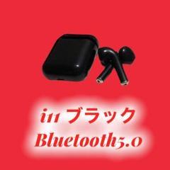 """Thumbnail of """"Bluetoothイヤホン i11ブラック Bluetooth5.0"""""""