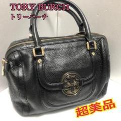 "Thumbnail of ""TORY BURCH トリーバーチ ハンドバッグ ブラック"""