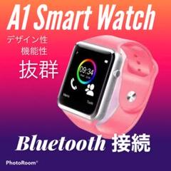 """Thumbnail of """"デザイン性抜群 A1 Smart Watch 男女兼用(ユニセックス) 桃"""""""