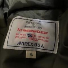 "Thumbnail of ""AVIREX USA サイズXL 未使用"""