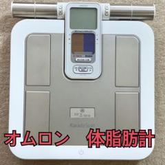 "Thumbnail of ""omron 体重・体脂肪率計 KARADA SCAN HBF-362"""