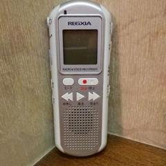 """Thumbnail of """"AM,FMラジオ付、ボイスレコーダー、REGXIA  ICR-036"""""""