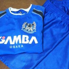 "Thumbnail of ""GAMBA OSAkAサッカーユニホーム size130"""
