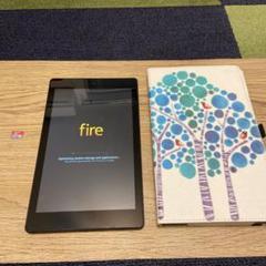 """Thumbnail of """"Fire HD 8 タブレット 16GB、ブラック(第6世代)"""""""