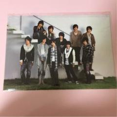 """Thumbnail of """"Hey!Say!JUMPconcert tour2009-2010クリアファイル"""""""