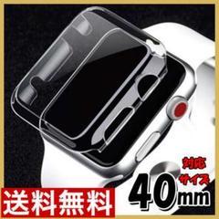 """Thumbnail of """"アップルウォッチ Applewatch 保護ケース クリア カバー 40mm F"""""""