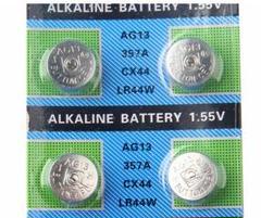 """Thumbnail of """"ag13ボタン電池/一板10個3"""""""