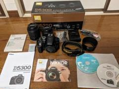 """Thumbnail of """"[美品・完品・値下げ済み]Nikon D5300 ダブルズームキット2"""""""
