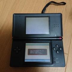 """Thumbnail of """"Nintendo NINTENDO DS ニンテンド-DS LITE ブラック"""""""