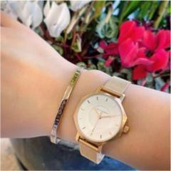 腕時計 レディース ピンクゴールド klasse14