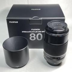 "Thumbnail of ""フジノン XF 80mm F2.8 R LM OIS WR Macro"""