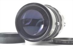 """Thumbnail of """"Nippon kogaku Nikkor-Q 200mm f/4 望遠レンズ"""""""