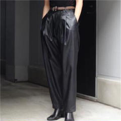 """Thumbnail of """"【完売品】stein / Fake Leather Trousers"""""""