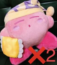 "Thumbnail of ""ぬいぐるみ カービィ MUTEKI!SUTEKI!CLOSET BIGぬいぐるみ"""