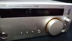 """Thumbnail of """"ケンウッド R-7pro アンプ AMFMラジオチューナー 動作確認しました"""""""