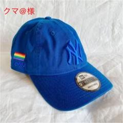"Thumbnail of ""モマ×ニューエラ 限定キャップ レインボーフラッグ 新品"""