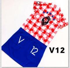 "Thumbnail of ""美品⛳️ V12  ヴィ・トゥエルブ レディース1 ワンピース ゴルフウェア"""