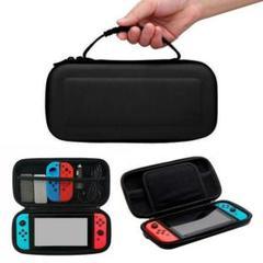 "Thumbnail of ""任天堂スイッチケース Nintendo Switch 収納カバー ハード 黒"""
