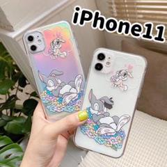 """Thumbnail of """"iPhone11 オーロラミスバニーとんすけケース"""""""