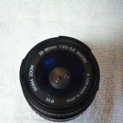 "Thumbnail of ""SIGMA  ZOOM 28-80mm 1:3.5-5.6 MACRO"""