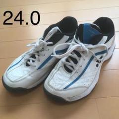 "Thumbnail of ""ヨネックス テニスシューズ【24.0】cm"""