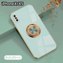 "Thumbnail of ""iphoneX/XSケース ライトグリーン TPUケース"""