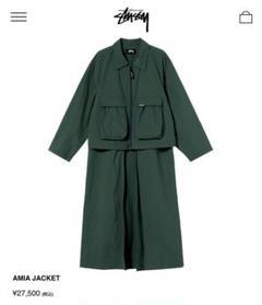 "Thumbnail of ""❗️~8/5売り切り❗️Stüssy Women Amia Jacket 大人気"""