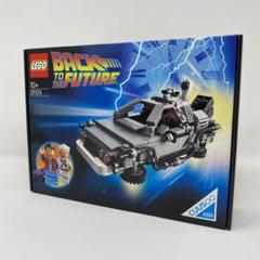 "Thumbnail of ""レゴ (LEGO) クーソー デロリアン・タイムマシン 21103"""
