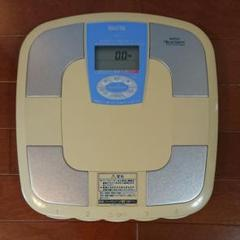 "Thumbnail of ""タニタ 体組成計 体重/体脂肪率/基礎代謝量/内臓脂肪レベル/筋肉量を測定可能"""