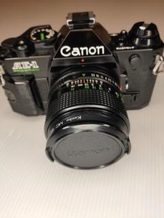 """Thumbnail of """"美品 Canon フィルムカメラ AE-1 ブラック"""""""