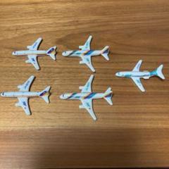 """Thumbnail of """"JAS飛行機型箸置き 5機"""""""