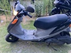 "Thumbnail of ""調子良好♪ バッテリー新品♪ アドレス v125 小型 バイク"""