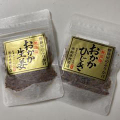 """Thumbnail of """"ふりかけ おかかひじき おかか生姜"""""""