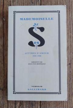 "Thumbnail of ""Mademoiselle S (Jean-Yves Berthault)"""