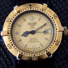 ホイヤーの腕時計