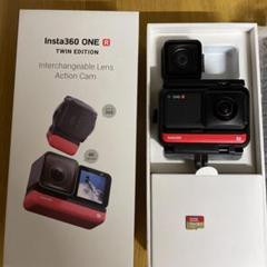 """Thumbnail of """"Insta360 ONE R TWIN EDITION +アクセサリー"""""""