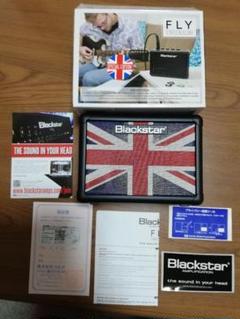 "Thumbnail of ""Blackstar FLY3 union jack 限定品"""