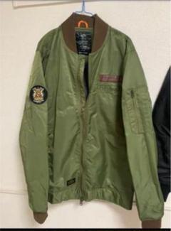 "Thumbnail of ""【秋冬】ラファイエット MA-1 ブルゾン カーキ L"""