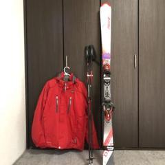 "Thumbnail of ""スキー板 ストック ウェアー"""