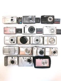 "Thumbnail of ""Canon カシオ Panasonic Nikon 富士フィルム まとめ売り"""