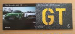 "Thumbnail of ""The Mercedes-AMG GT クーペ&ロードスターカタログ カバー付き"""